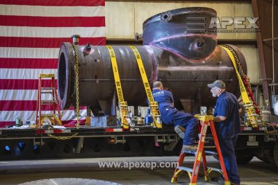 Turbine Gas Heater Final Pre-Delivery Inspection
