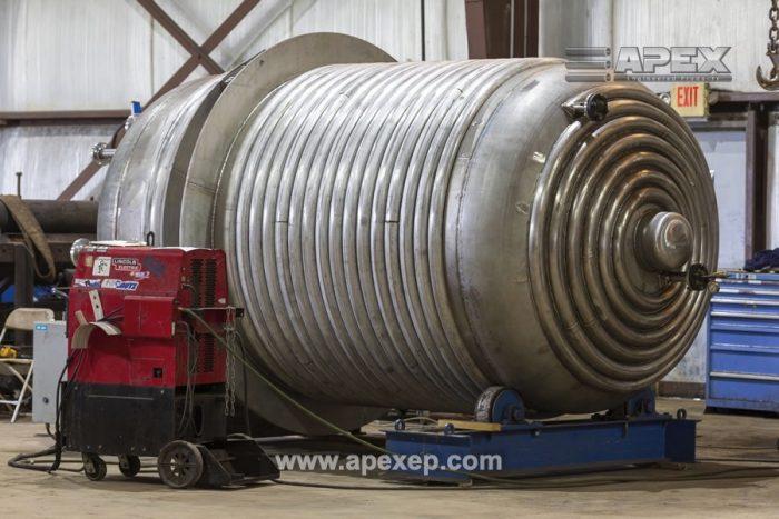 Multi-Stage Reactor Fabrication - Photo 1