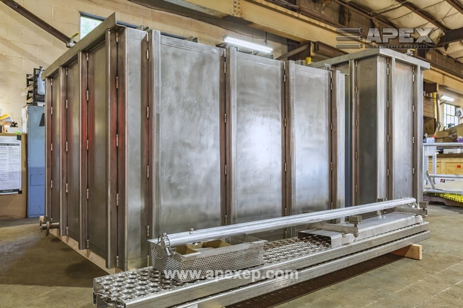 304SS Stainless Steel Tanks Fabrication, Apex Engineered Products - Photo 13